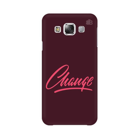 Change Samsung Grand 3 G7200 Cover