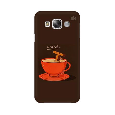 Cup of Tea Samsung Grand 3 G7200 Cover