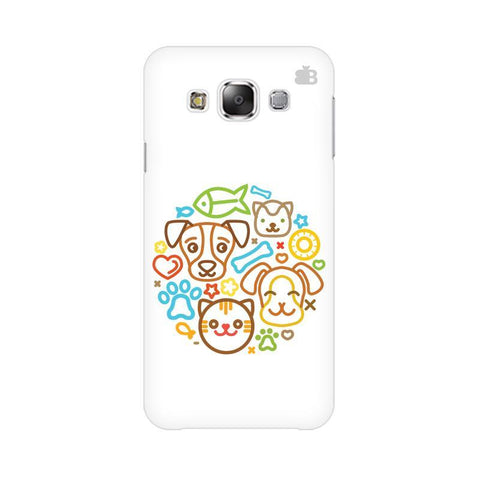 Cute Pets Samsung Grand 3 G7200 Cover