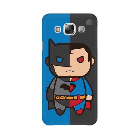 Cute Superheroes Annoyed Samsung Grand 3 G7200 Cover
