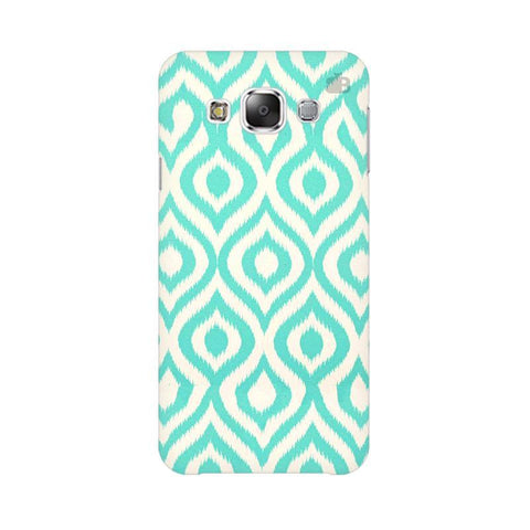 Cyan Ikat Samsung Grand 3 G7200 Cover
