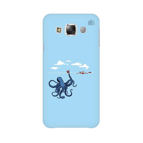 Decepetive Octopus Samsung Grand 3 G7200 Cover