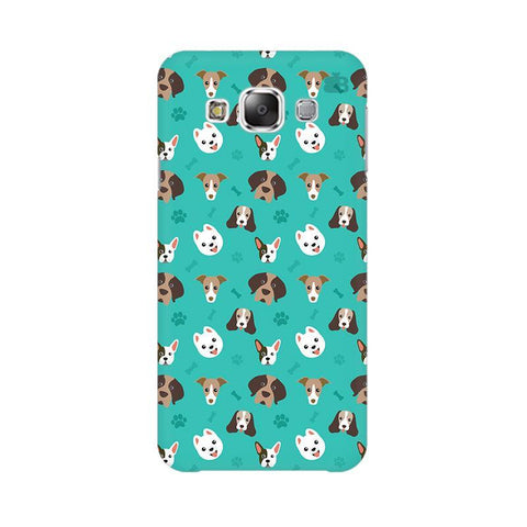 Doggie Pattern Samsung Grand 3 G7200 Cover