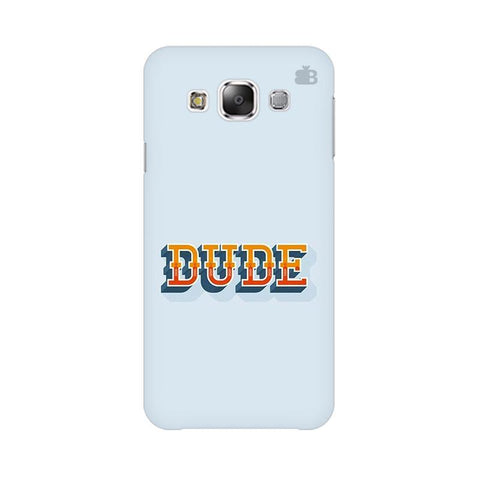 Dude Samsung Grand 3 G7200 Cover