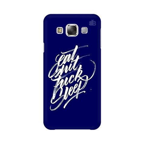 Eat Sleep Samsung Grand 3 G7200 Cover