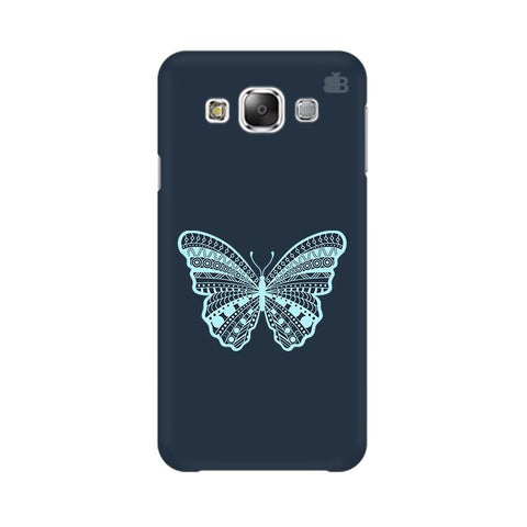 Ethnic Butterfly Art Samsung Grand 3 G7200 Cover