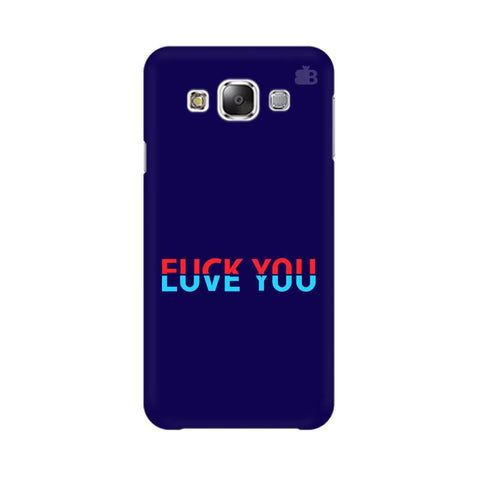 F L You Samsung Grand 3 G7200 Cover