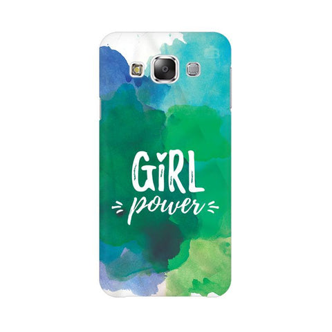 Girl Power Samsung Grand 3 G7200 Cover
