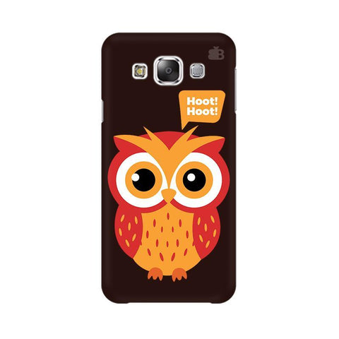 Hoot Hoot Samsung Grand 3 G7200 Cover