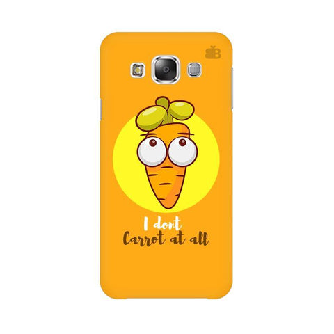 I Dont Carrot Samsung Grand 3 G7200 Cover