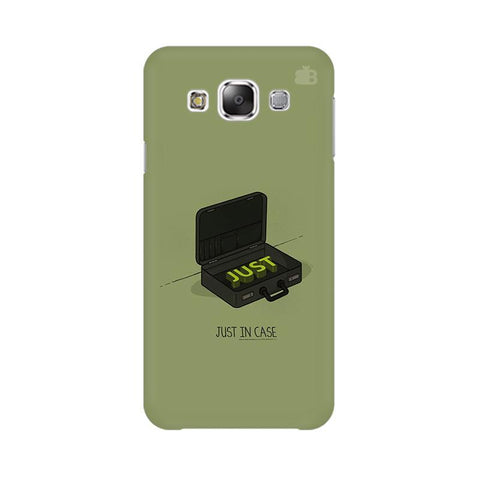 Just in Case Samsung Grand 3 G7200 Cover