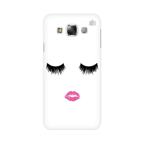 Lashes and Lips Samsung Grand 3 G7200 Cover