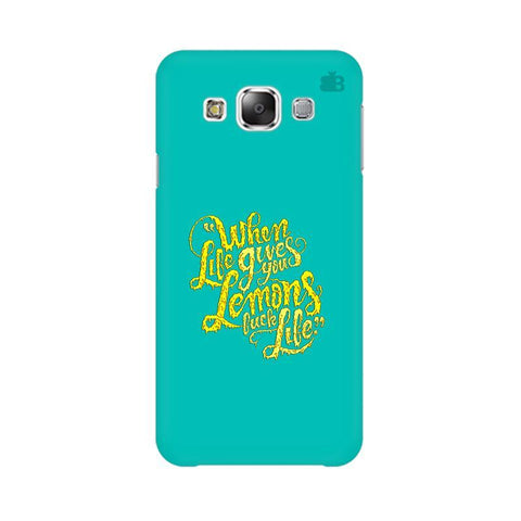 Life gives Lemons Samsung Grand 3 G7200 Cover