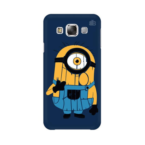 Minion Typography Samsung Grand 3 G7200 Cover