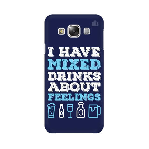 Mixed Drinks Samsung Grand 3 G7200 Cover