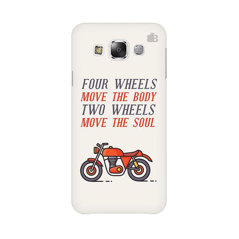 Motorcyclist Samsung Grand 3 G7200 Cover