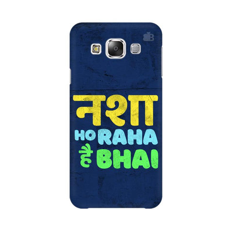 Nasha Bhai Samsung Grand 3 G7200 Cover