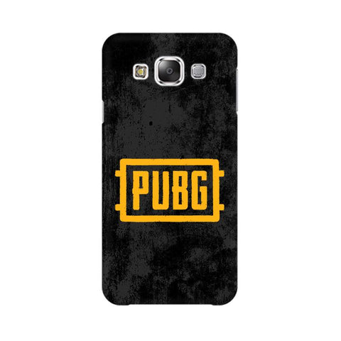PUBG Samsung Grand 3 G7200 Cover