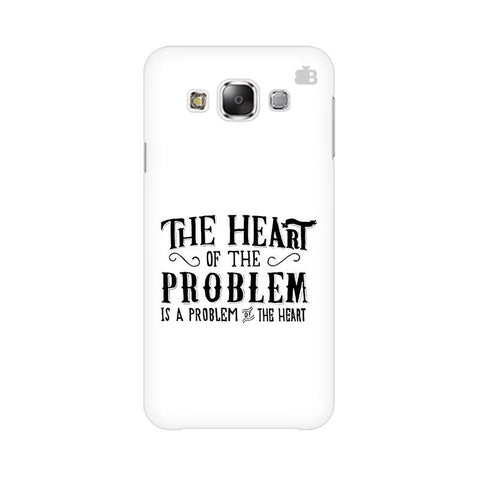 Problem of the Heart Samsung Grand 3 G7200 Cover