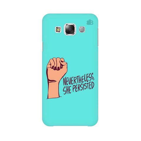 She Persisted Samsung Grand 3 G7200 Cover