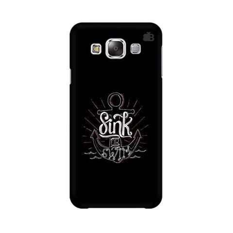 Sink or Swim Samsung Grand 3 G7200 Cover