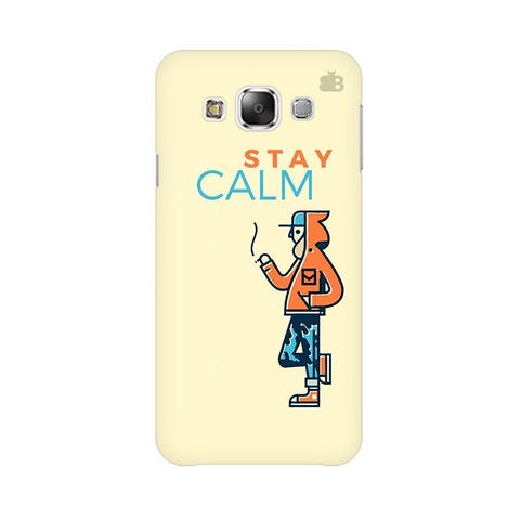 Stay Calm Samsung Grand 3 G7200 Cover