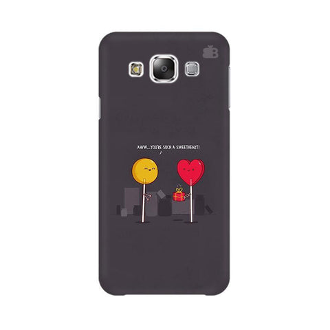 Sweetheart Samsung Grand 3 G7200 Cover