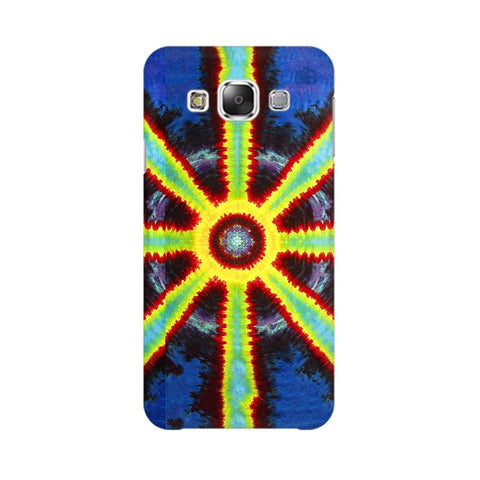 Tie & Die Pattern Samsung Grand 3 G7200 Cover
