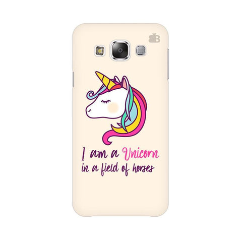 Unicorn in Horses Samsung Grand 3 G7200 Cover