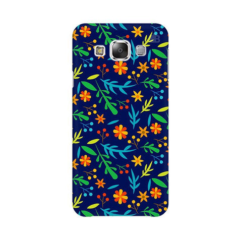 Vibrant Floral Pattern Samsung Grand 3 G7200 Cover