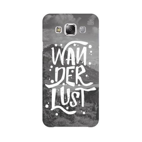 Wanderlust Samsung Grand 3 G7200 Cover