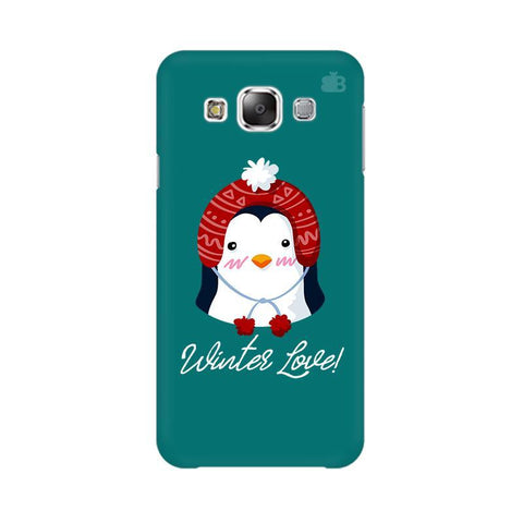 Winter Love Samsung Grand 3 G7200 Cover