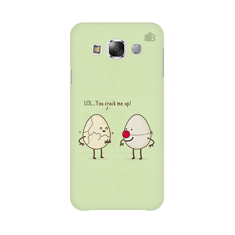 You Crack me up Samsung Grand 3 G7200 Cover
