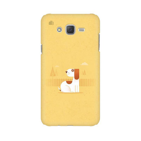 Calm Dog Samsung J1 Phone Cover