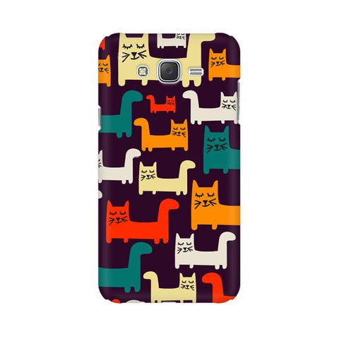 Chill Cats Samsung J1 Phone Cover