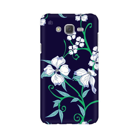 Dogwood Floral Pattern Samsung J1 Phone Cover