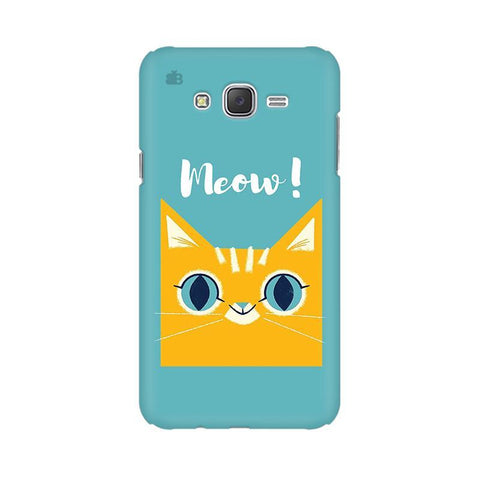 Meow Samsung J1 Phone Cover