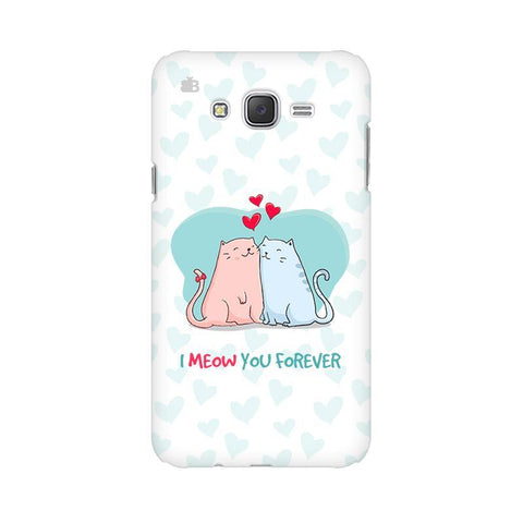 Meow You Forever Samsung J1 Phone Cover