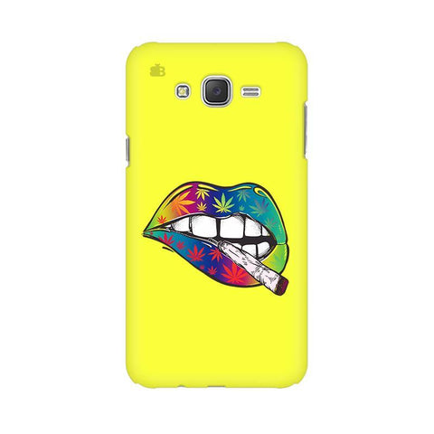 Trippy Lips Samsung J1 Phone Cover