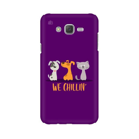 We Chillin Samsung J1 Phone Cover