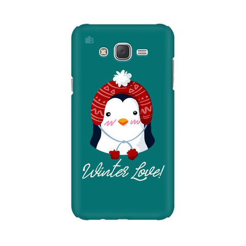 Winter Love Samsung J1 Phone Cover
