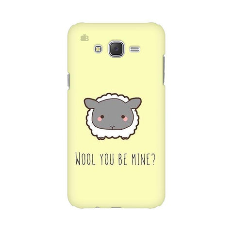 Wool Samsung J1 Phone Cover