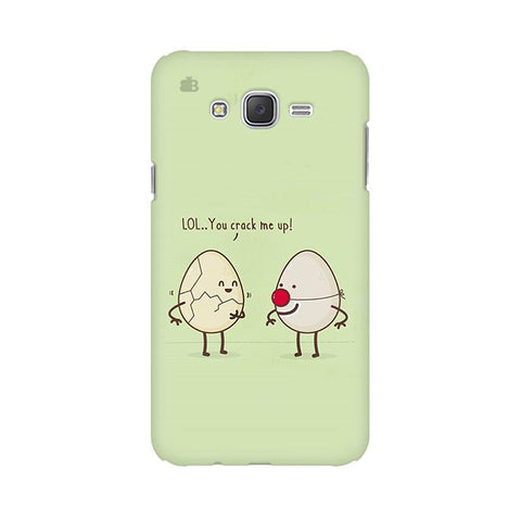 You Crack me up Samsung J1 Phone Cover