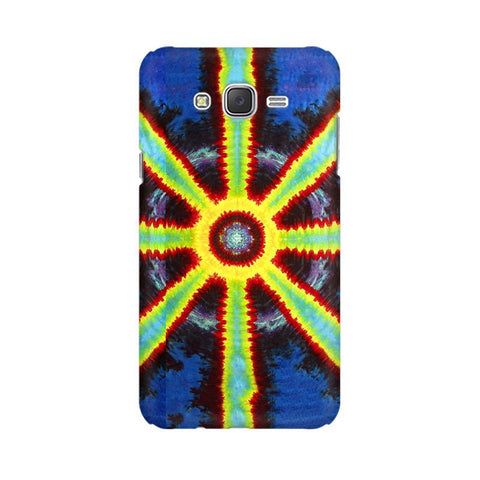 Tie & Die Pattern Samsung J2 2016 Phone Cover