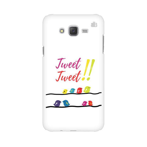 Tweet Tweet Samsung J2 2016 Phone Cover