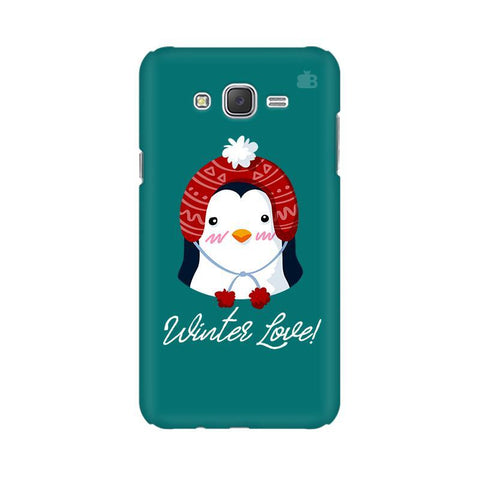 Winter Love Samsung J2 2016 Phone Cover