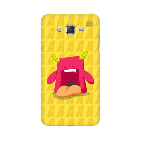 Aaaaa! Samsung J2 Phone Cover