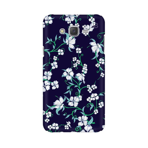 Dogwood Floral Pattern Samsung J2 Phone Cover