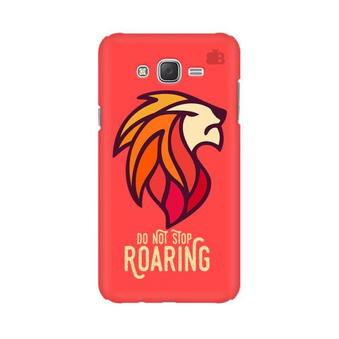 Roaring Lion Samsung J2 Phone Cover