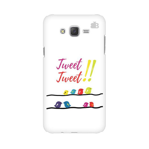Tweet Tweet Samsung J2 Phone Cover